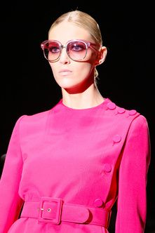 Gucci 2013  (always with a '70's touch! Gorgeous!)