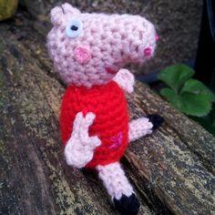 FREE Little Peppa Pig Crochet Pattern