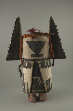 Hahaii kachina tihu, Brooklyn Museum, 1904 expedition, collected on first mesa