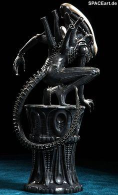 Alien 1: Big Chap Alien Statue, Fertig-Modell ... http://spaceart.de/produkte/al007.php