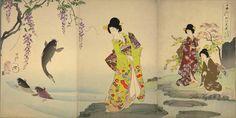 お庭あるき 3枚組  (1440×725)
