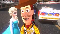 Nursery Rhymes Children Songs ♫ For Kids Disney Frozen & Spiderman + She...