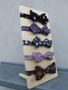 Bow Tie Display, Bow Tie Display Stand, Bow Tie