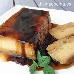 Pudding de manzanas < Divina Cocina