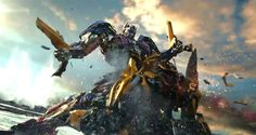 New Transformers: The Last Knight Trailer Drops Online