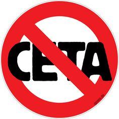 """Regierungskriminalität ist scheinbar immer noch ein Thema dem wir derzeit viel zu wenig Aufmerksamkeit widmen. Gerade die seitens der EU geplante """"vorläufige Inkraftsetzung"""" des CETA Freihandelsabkommens mit Kanada, ist nicht nur ein trojanisches Pferd für US-Konzerne, sondern gleichzeitig auch ein valider Test wie gut es funktionieren wird, auch künftig die höchste Rechtsnorm der BRD, das Grundgesetz, auszuhebeln.  #CETA #Grundgesetz #EU #Freihandelsabkommen #Unrecht #Protest #Demo"""