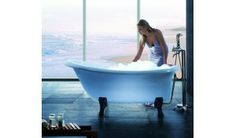Nostalgia by Aquaticabath UK #nostalgia #aquatica #bathtubs #home