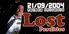 """21-09-2004 primer episodio de la serie """"Lost"""" (Perdidos) #TaldiacomoHoy"""