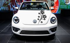 Auto Car Vinyl Decal Abstract Designed Little Flowers for Hood Decor Removable Stylish Sticker Unique Design Any Vehicle Decal House http://www.amazon.com/dp/B00DB551E6/ref=cm_sw_r_pi_dp_ehbUtb065TGTX6CH