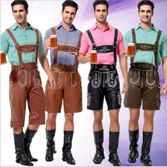 Hot German Beer Man and Women Costume Adult Oktoberfest Costume And Mens Cosplay Costumes   Oktoberfest clothing fat loaded men #Affiliate