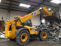 13 Best JCB images in 2012 | Construction, Heavy machinery