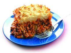 martin shaw meat free sheperdess pie
