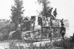 Gun Carriers were used as a tranport vehicles...