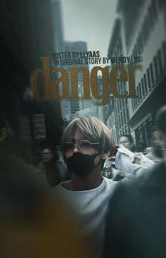 [CF] wendy_ssi - danger by llyaas on DeviantArt Wattpad Book Covers, Wattpad Books, Taehyung Fanart, Bts Taehyung, Spirit Fanfic, Bts Book, Kpop Posters, Movie Covers, Netflix