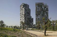 Forum Area, Barcelona