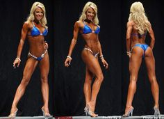 Sandi Forsythe! Ifbb Bikini Pro, Fitness fanatic, Mommy of 6 yr old triplets. MY COACH!!!