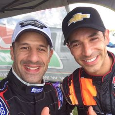 Tony Kanaan e Helio Castroneves my two fav!