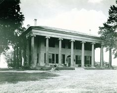 Forks of Cypress - Ante-bellum mansion http://alabamapioneers.com/index.php/Early-Alabama-Stories/the-forks-of-cypress-ante-bellum-mansion.html