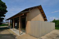 F's residence (F邸) / Architect by Kazuyo Sejima (妹島和世) (SANAA)
