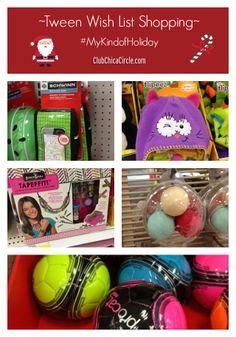 Ultimate Tween Wish List #MKOH with @Target