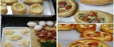 Copie a Omelete no pão - Receitas Supreme