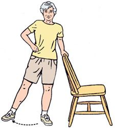 Exercises to improve posture and balance, strengthen spine, and increase functionality are important. NOF