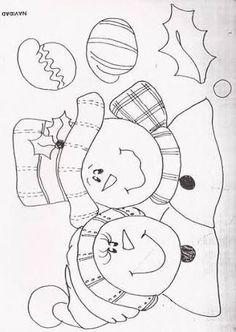 Risultati immagini per plantilla arbol navidad goma eva Christmas Colors, Christmas Snowman, Christmas Decorations, Christmas Ornaments, Christmas Templates, Christmas Projects, Holiday Crafts, Applique Patterns, Craft Patterns