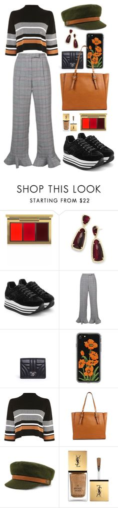 """Ready, Set, Shop // Black Friday"" by bechs ❤ liked on Polyvore featuring MAC Cosmetics, Kendra Scott, Hogan, Rosie Assoulin, Prada, Zero Gravity, Native Youth, Mondani and Yves Saint Laurent"