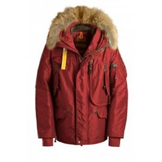 parajumpers rood heren