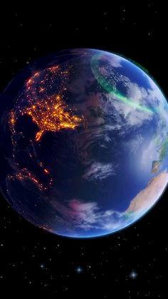 Планета Земля (космос)