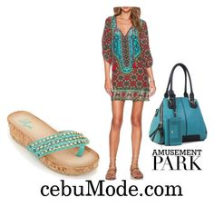 """amusement Park 9"" by cebumode on Polyvore"