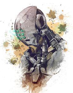 Overwatch - Zen