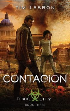 #CoverReveal Contagion (Toxic City #3) by Tim Lebbon. Jack and his friends are in a race against time to save the remaining inhabitants of a postapocalyptic London from a nuclear bomb. Two years after London is struck by a devastating terrorist attack, it is cut off from the rest of the world, protected by a large force of soldiers (known as Choppers) while the rest of Britain believe that their ex-capital is a ...more Hardcover, 210 pages Expected publication: November 5th 2013 by Pyr