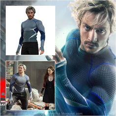 Aaron Taylor-Johnson as Pietro Maximoff / Quicksilver / Avengers: Age of Ultron