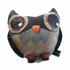 The Owl Soft Plush Toy #owl #toy #soft