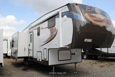 New 2013 Jayco Eagle 315RLTS For Sale by Crain RV available in Little Rock, Arkansas  1 bed 1 bath like the living