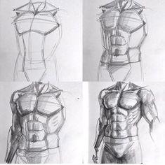 Фотография - zeichnen in 2019 draw, anatomy sketches Anatomy Sketches, Drawing Sketches, Art Drawings, Sketch Art, Drawing Tips, Male Drawing, Sketching, Drawing Drawing, Drawing Artist