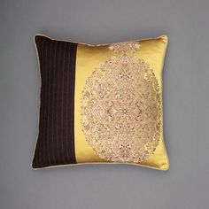 Windsor Limited Edition Pillow by MONC XIII : monc13.com luxury brands, luxury living, glamorous style, luxury life, limited edition, exclusive #decorativepillow