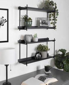 Dominic Tiered Wall Shelf