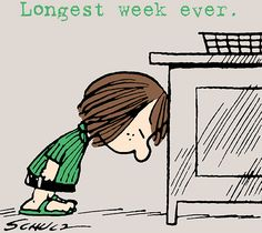 Weekend Quotes : Longest week ever, it's finally friday. - Quotes Sayings Snoopy And Charlie, Snoopy Love, Charlie Brown And Snoopy, Snoopy And Woodstock, Snoopy Friday, Peanuts Cartoon, Peanuts Snoopy, Finally Friday, Snoopy Quotes