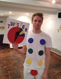 game of twister anybody?