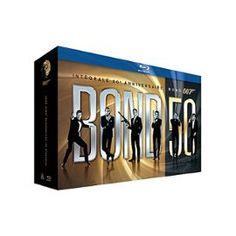 James Bond 007 - Bond 50 : Intégrale 50ème Anniversaire - PriceMinister-Rakuten