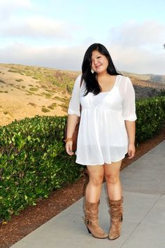 Curvy Girl Chic - Plus Size Fashion and Style Blog: September 2010