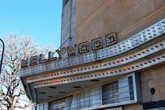I've lived in Minnesota all my life and I never heard about this place. This is the old Hollywood Theater. Located on 2815 Johnson Street NE, is designated a local historic landmark. Built in 1935  and closed in 1987