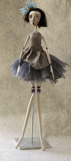 Gretchen - Art Doll
