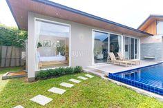 pool 3 beds villa
