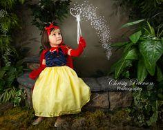 Fairy Tale Photography ~ princess-snow-white