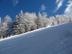 Predeal, ski slope