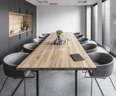 #WednesdayWorkspaceLove Obsessed with this interior! Architects - Metaforma / Location Poznań, Poland / Year 2016 . . . . . #workspace #workspaceenvy #work #office #interior #interiordesign #design #love #inspo #inspiration #inspiring #comfort #working #workingenvironment #moderninterior #woodwork #grey #wednesday #wed #happyhumpday #humpdayinspo #humpday #international #poland #Metaforma #Architect