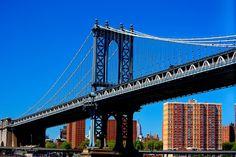 Bridge Over New York by Kay Kochenderfer